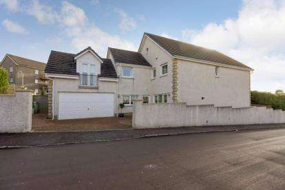 6 Bedrooms Detached House for sale in Knox Street, Airdrie, North Lanarkshire