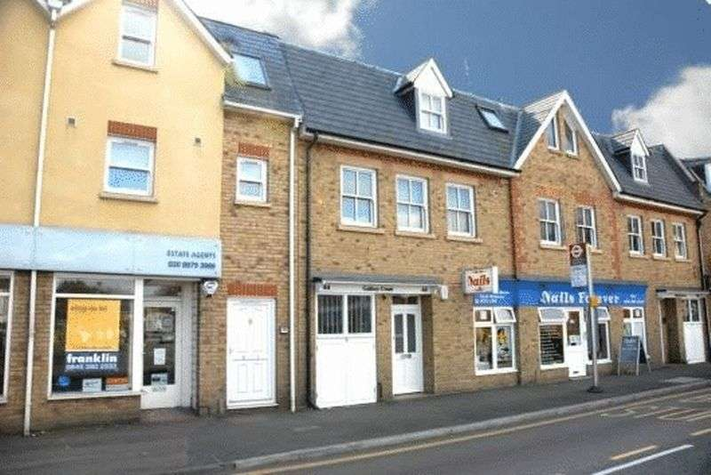 2 Bedrooms Flat for sale in Walton Road, East Molesey