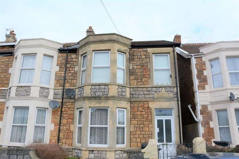 1 Bedroom Flat for sale in Churchill Road, Weston-Super-Mare