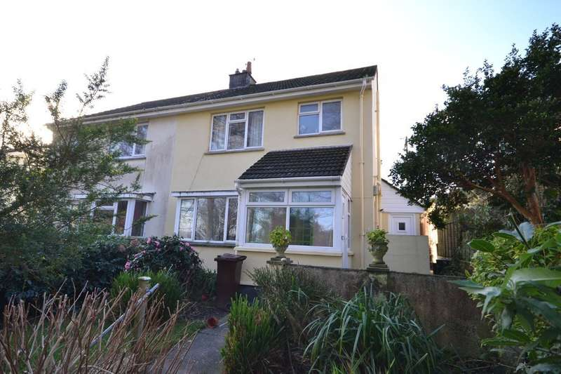3 Bedrooms Semi Detached House for sale in Dobbs Lane, Truro