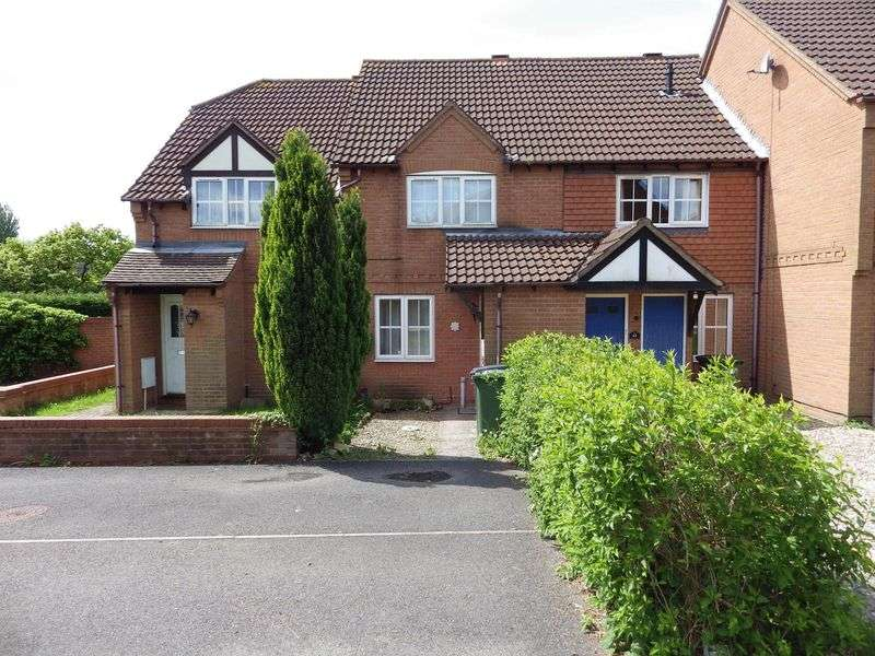 2 Bedrooms Terraced House for sale in Lapwing Close, Bradley Stoke