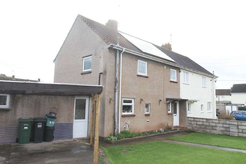 3 Bedrooms Semi Detached House for sale in Henley Park, Yatton