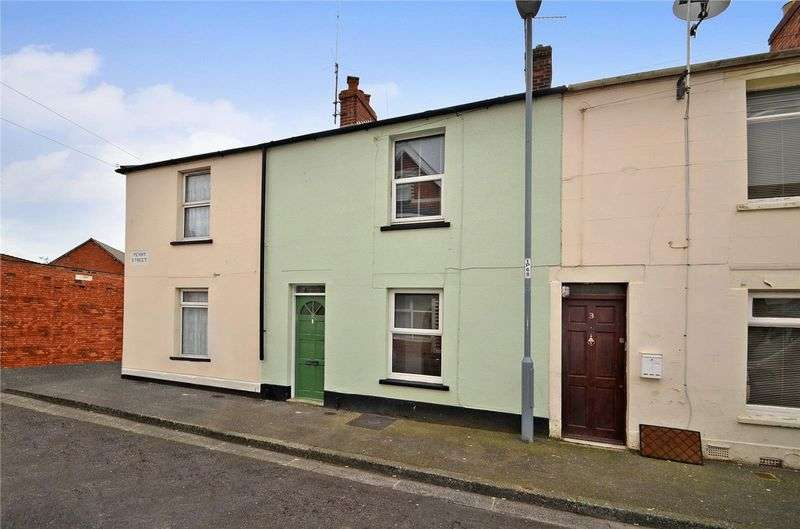 3 Bedrooms Terraced House for sale in Penny Street, Weymouth