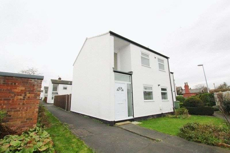 3 Bedrooms Semi Detached House for sale in Rossall Close, Hale Village, Liverpool, L24