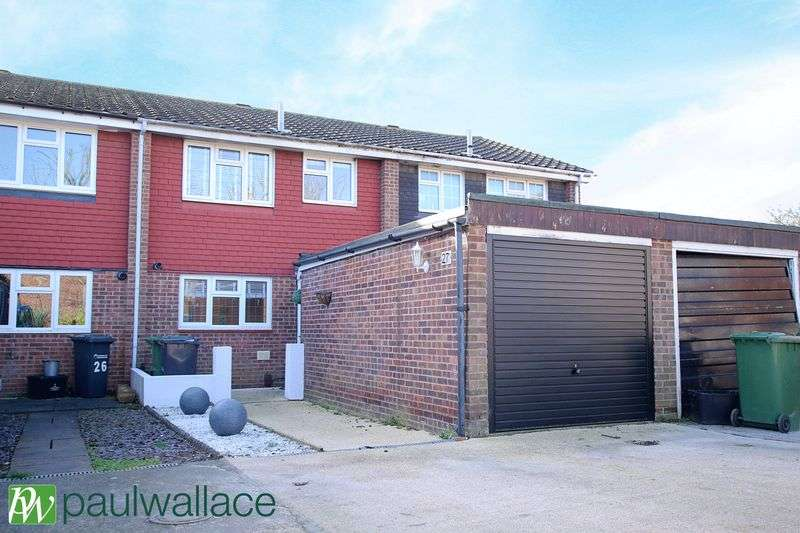 3 Bedrooms Terraced House for sale in Cowles, West Cheshunt
