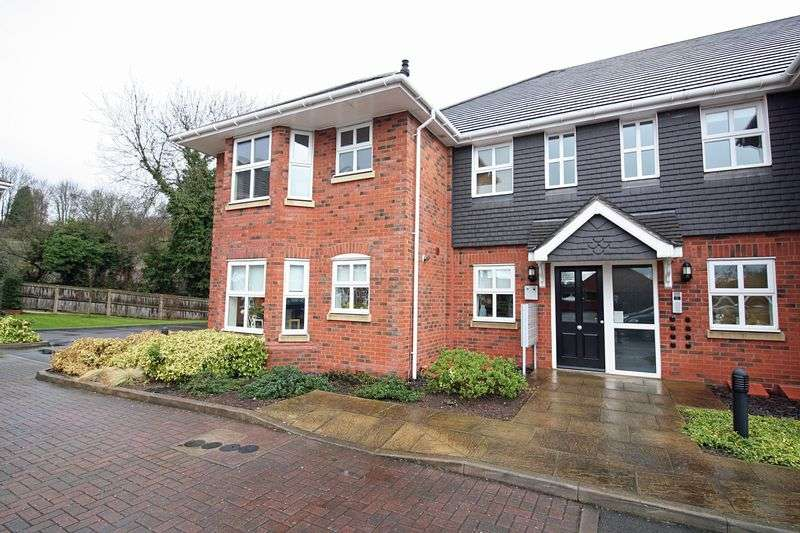 1 Bedroom Flat for sale in WORDSLEY, Crownoakes Drive