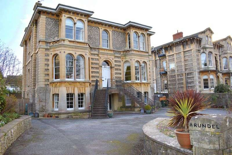 1 Bedroom Flat for sale in Elton Road, Clevedon