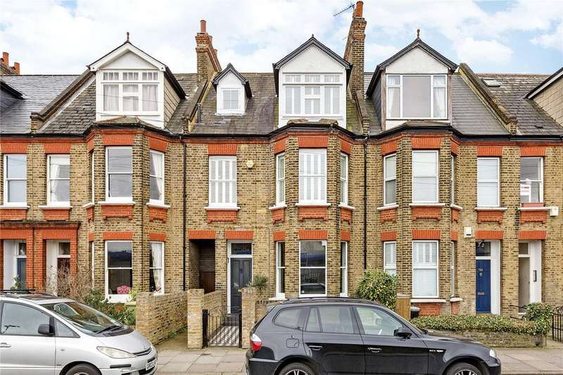 5 Bedrooms Terraced House for sale in Amyand Park Road, Twickenham, TW1
