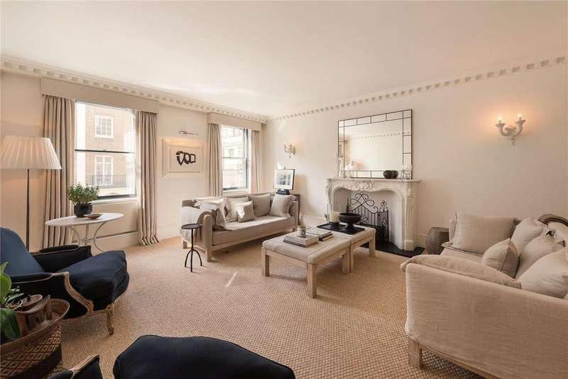3 Bedrooms Flat for sale in Chester Square, London, SW1W