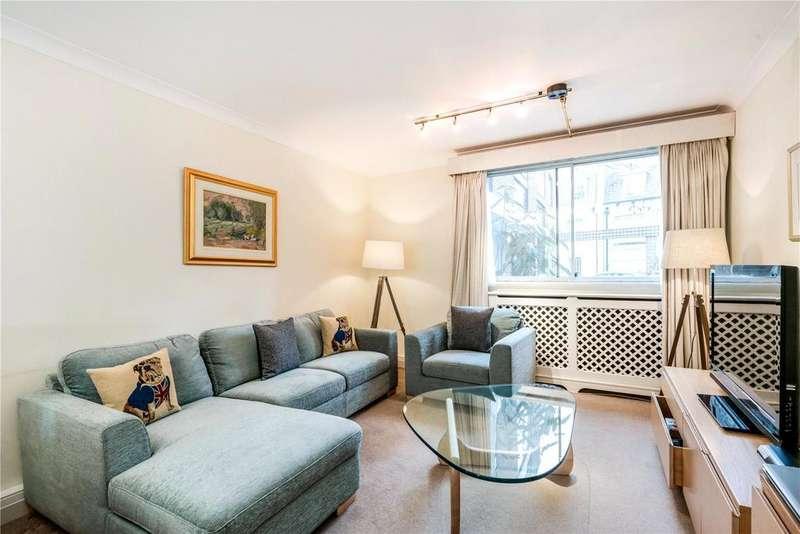 2 Bedrooms Flat for sale in Thorburn House, Kinnerton Street, London, SW1X