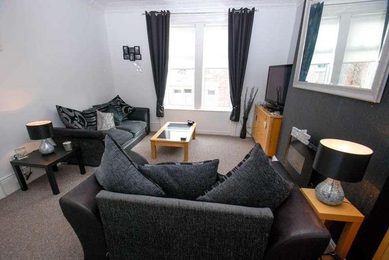 3 Bedrooms Maisonette Flat for sale in Dacre Street, South Shields