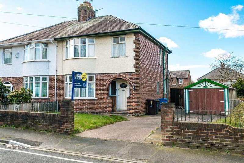 3 Bedrooms Semi Detached House for sale in Sundale Avenue, Prescot