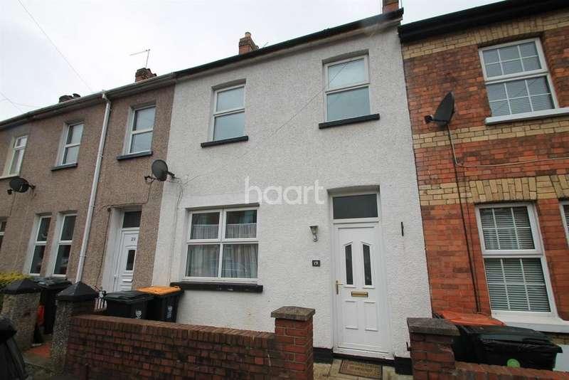 3 Bedrooms Terraced House for sale in Annesley Road, St Julians, Newport