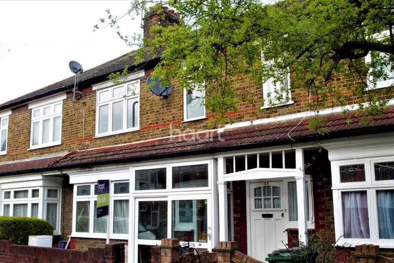 3 Bedrooms Terraced House for sale in Wellesley Road