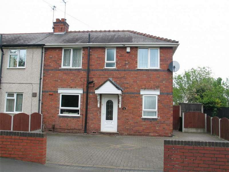 3 Bedrooms Semi Detached House for sale in Addison Road, BRIERLEY HILL, West Midlands