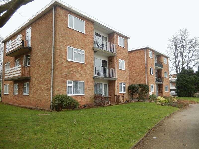 2 Bedrooms Flat for sale in Mackenzie Close, Allesley, Coventry