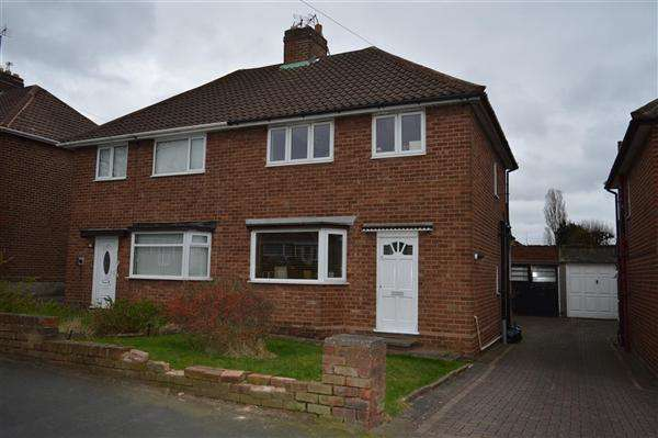 3 Bedrooms Semi Detached House for sale in Hillingford Avenue, Great Barr, Birmingham
