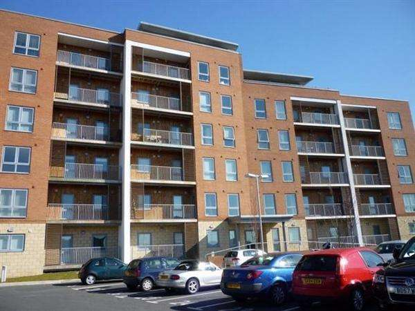 2 Bedrooms Apartment Flat for sale in Park Lane Plaza, 2 Jamacia Street, Liverpool