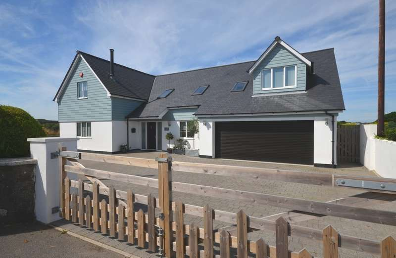 5 Bedrooms Detached House for sale in St Agnes
