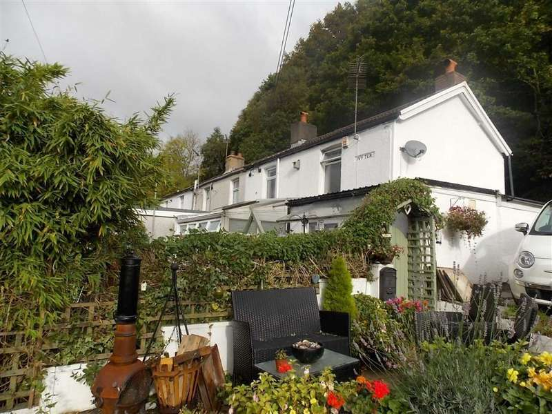 2 Bedrooms End Of Terrace House for sale in Ivy Terrace, Pontypridd