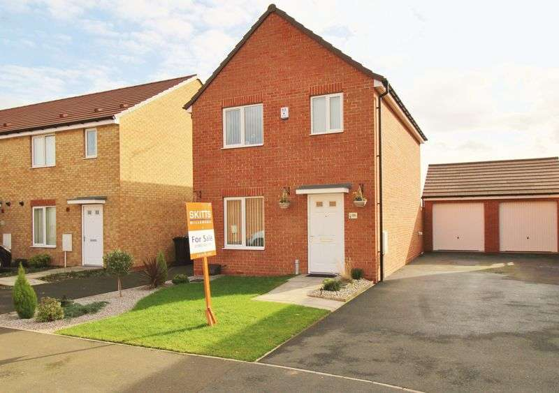 3 Bedrooms Detached House for sale in Lakelot Close, Willenhall