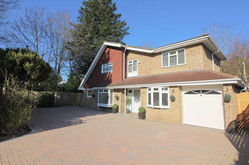 5 Bedrooms Detached House for sale in Cherrydale Road, Heatherside