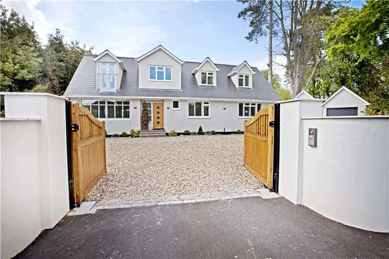4 Bedrooms Detached House for sale in Cliveden Mead, Maidenhead, Berkshire, SL6
