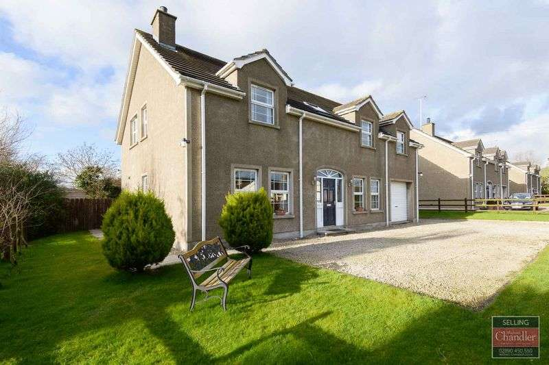 4 Bedrooms Detached House for sale in 111A Derryboy Road, Crossgar, BT30 9LJ