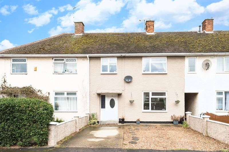 3 Bedrooms Terraced House for sale in Browning Road Loughborough