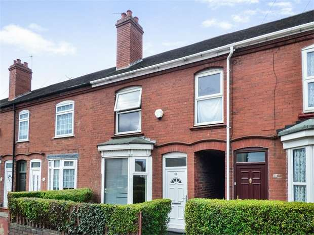 3 Bedrooms Terraced House for sale in Commonside, Brierley Hill, West Midlands