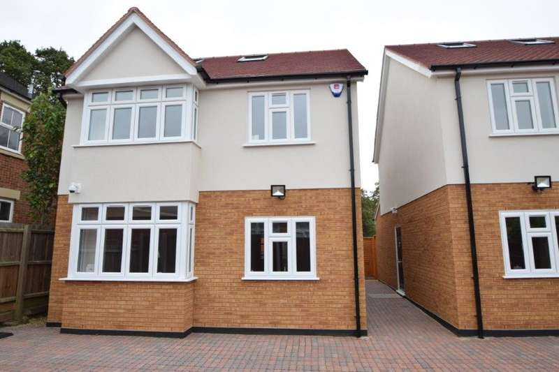 4 Bedrooms Detached House for sale in Hawtrey Close, Slough, SL1