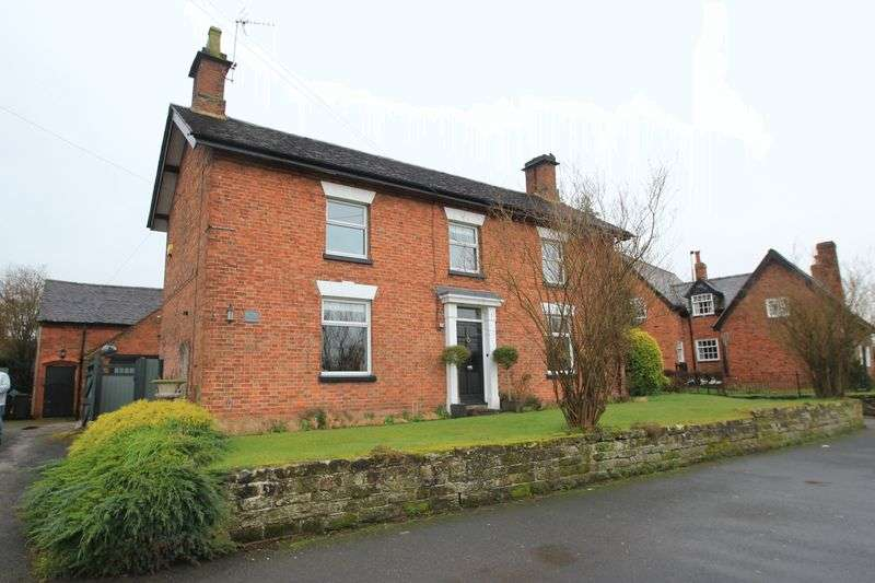 5 Bedrooms Detached House for sale in Teddesley Road, Penkridge Stafford