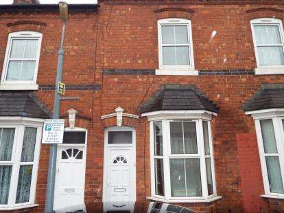 2 Bedrooms Terraced House for sale in Dunsink Road, Birmingham, West Midlands