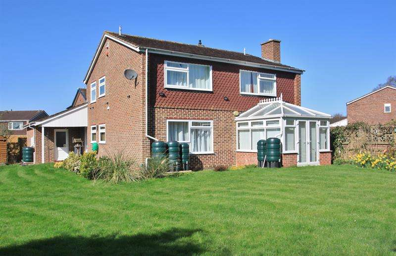 4 Bedrooms Detached House for sale in Roman Way, Ross-On-Wye