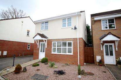4 Bedrooms Detached House for sale in Phipps Barton, Kingswood, Bristol