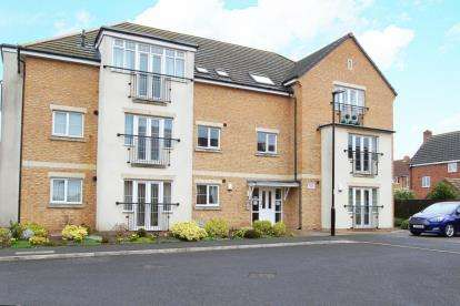 2 Bedrooms Flat for sale in Greenacre Way, Gleadless, Sheffield
