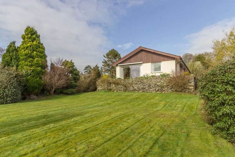 3 Bedrooms Detached Bungalow for sale in Cedar Lodge, Crosthwaite