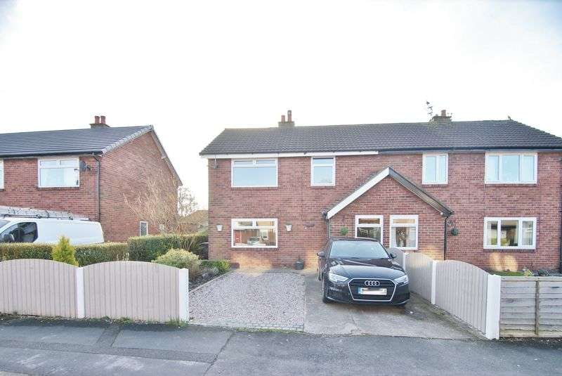 3 Bedrooms Semi Detached House for sale in Clitheroes Lane, Preston, PR4 1SE