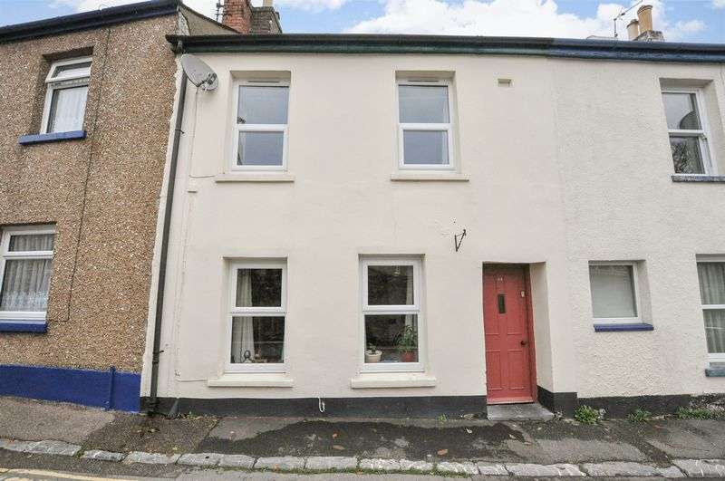 3 Bedrooms Terraced House for sale in Chudleigh