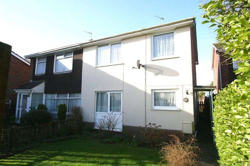 3 Bedrooms Semi Detached House for sale in Picton Court, Llantwit Major