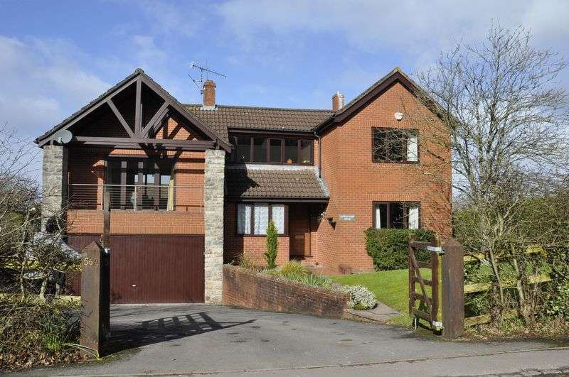4 Bedrooms Detached House for sale in Church Lane, Backwell