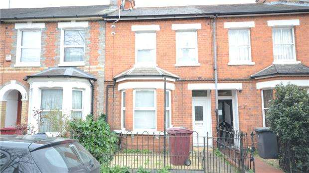 4 Bedrooms Terraced House for sale in Donnington Road, Reading, Berkshire