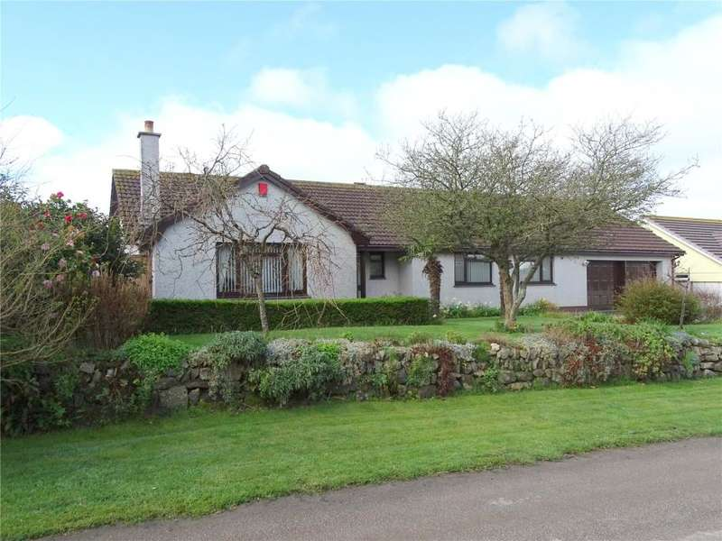 Detached Bungalow for sale in Relistian Lane, Reawla, Hayle