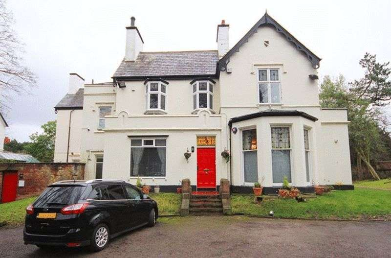 3 Bedrooms Flat for sale in Beechcroft, North Mossley Hill Road, Liverpool, L18.