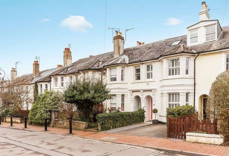 4 Bedrooms Property for sale in Mount Sion, Tunbridge Wells