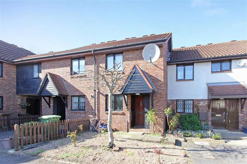 2 Bedrooms Terraced House for sale in Kerfield Place, Camberwell, SE5