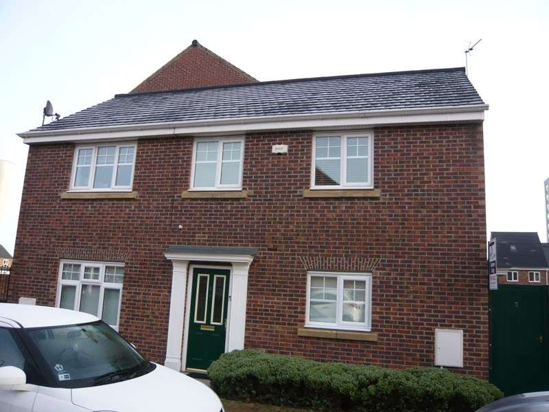 2 Bedrooms Flat for sale in Market Walk, Jarrow