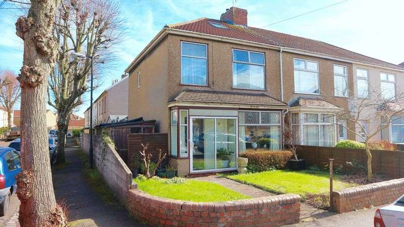 3 Bedrooms Terraced House for sale in Lodge Road, Kingswood, Bristol BS15 1JA