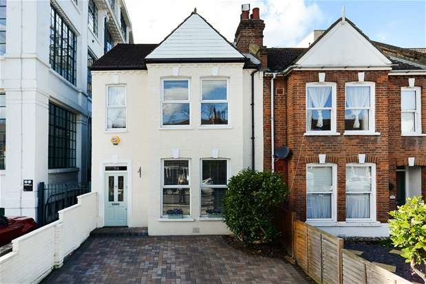 3 Bedrooms House for sale in Martell Road, Dulwich