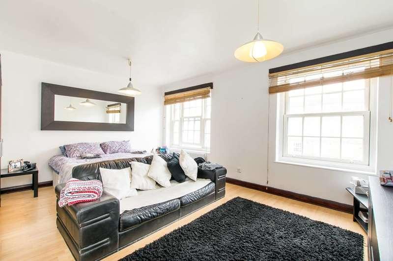 1 Bedroom Flat for sale in Tyers Street, Vauxhall, SE11